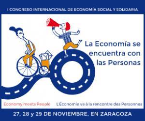 I Congreso Internacional de Economía Social y Solidaria:  La Economía se encuentra con las Personas