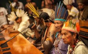 Índios se articulam contra retrocessos na política nacional de demarcações