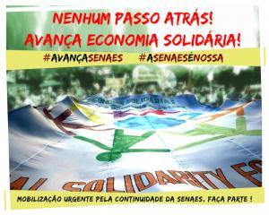 Campanha de Coleta de Assinaturas #Contra o Golpe #Fica Dilma #Avança Senaes