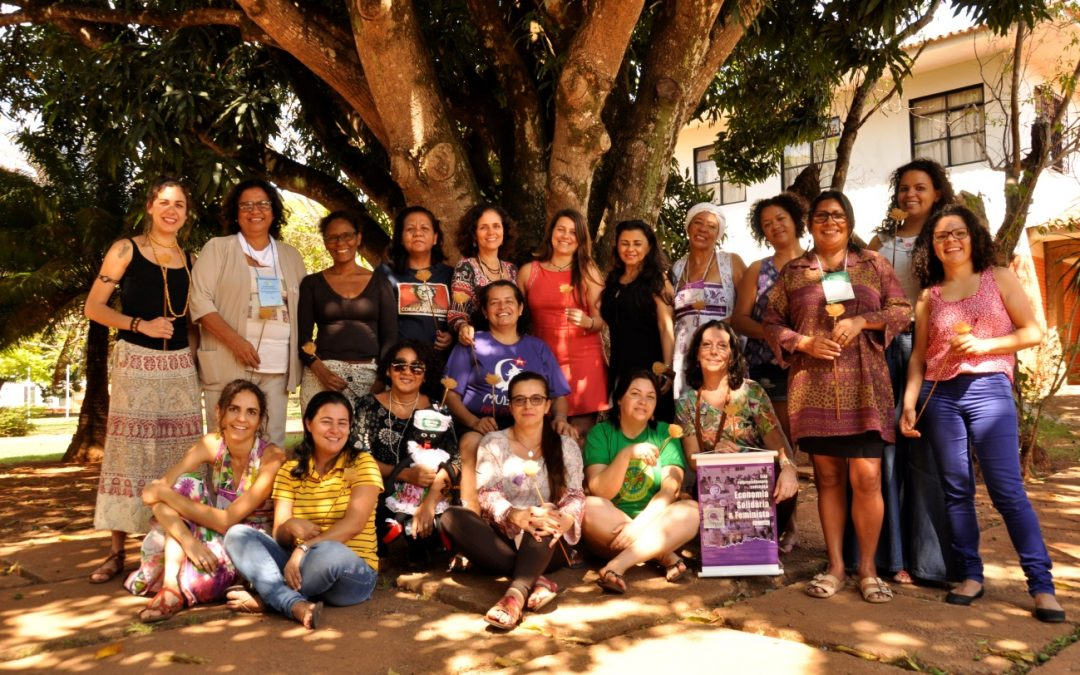 Mulheres finalizam curso sobre Economia Solidária e Feminista com encontro em Brasília