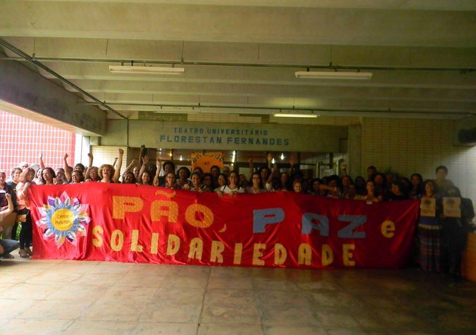 Economia Solidária e Feminista constrói Carta de São Carlos 2108