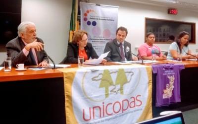 Lançada a Frente Parlamentar em Defesa da EcoSol