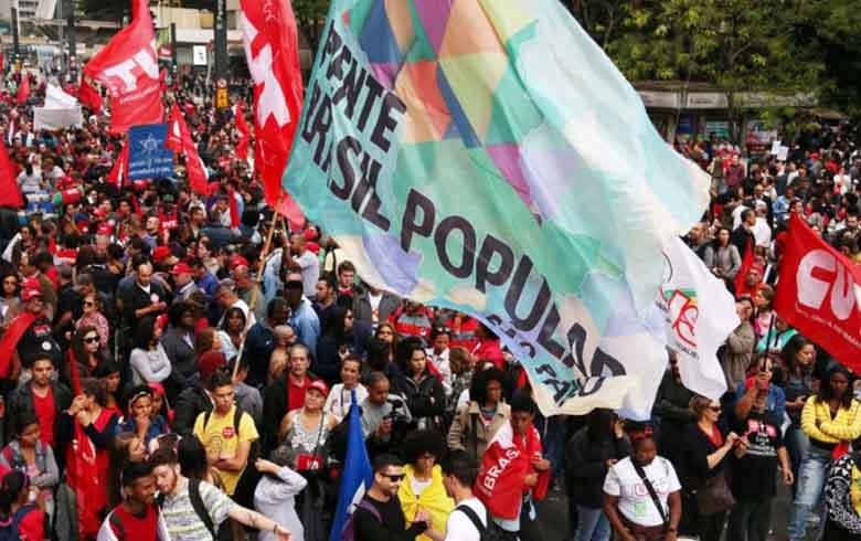 FBES retoma participação na agenda de lutas dos movimentos sociais, populares e sindical
